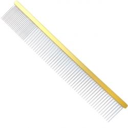 Hřeben pro psy 4PAWS 24,5cm - zlatý