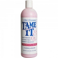Šampon CHRIS CHRISTENSEN TAME IT 473ml - narovnávací