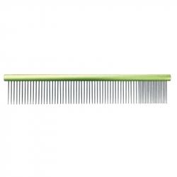 Hřeben pro psy GROOM PROFESSIONAL 19cm zelený