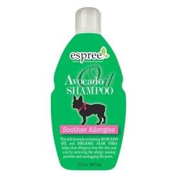 Šampon s avokádovým olejem ESPREE zklidňující podráždění 502ml