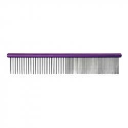 Hřeben pro psy GROOM PROFESSIONAL 25cm fialový