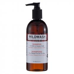 Šampon pro psy WILDWASH PRO na černou a tmavou srst