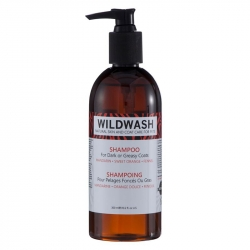 Šampon WILDWASH PRO For Dark Coats 300ml