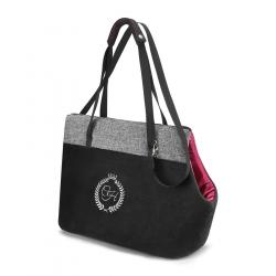 Cestovní taška pro psy PARIS černá