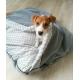 Pelíšek pro psy NEL růžová