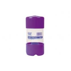 Zásobník na gumičky SHOW TECH 5x10cm fialový