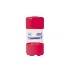 Zásobník na gumičky SHOW TECH 5x10cm růžový