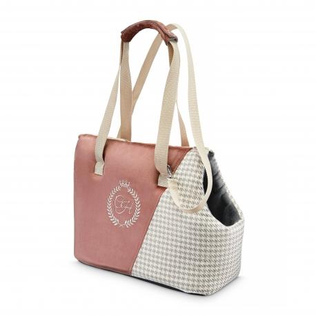 Cestovní taška pro psy PORTO PINK