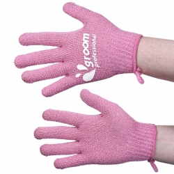 Masážní rukavice pro psy GROOM PROFESSIONAL