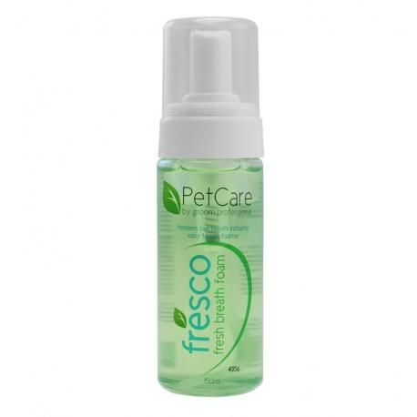 Pěna PET CARE FRESCO pro osvěžení dechu a čistotu zubů 150ml