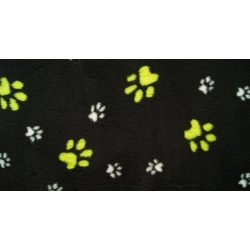 DryBed černo-zelená
