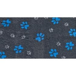 DryBed šedo-modrá