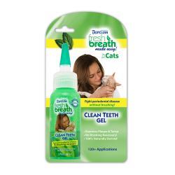 Zubní gel pro kočky TROPICLEAN TEETH CAT 59ml