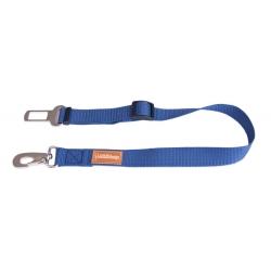 Bezpečnostní pás do auta pro psa LAUREN modrý