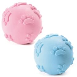 Gumový míček pro psy RECORD PAWS