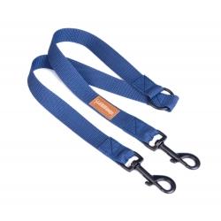 Spojovací vodítko pro psy LAUREN modré