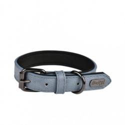 Obojek pro psy DOGGY CLASSIC šedý
