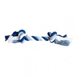 Bavlněný uzel pro psy HIPHOP BLUE