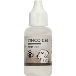 Zinkový gel pro psy BALDECCHI ZINC-GEL 20ml