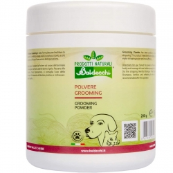 Trimovací pudr BALDECCHI GROOMING POWDER 200g