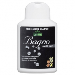 Šampon pro psy BALDECCHI BAGNO BLACK HAIR na černou srst 250ml