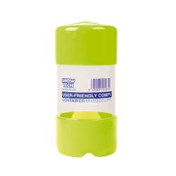 Zásobník na gumičky SHOW TECH 5x10cm zelený