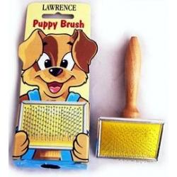 Kartáč pro štěňata LAWRENCE PUPPY 6x4,5cm