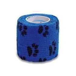 Bandáž elastická PAW BLUE 5cm/4,5m