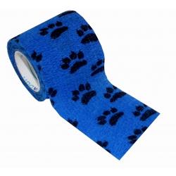 Bandáž elastická PAW BLUE 10cm/4,5m