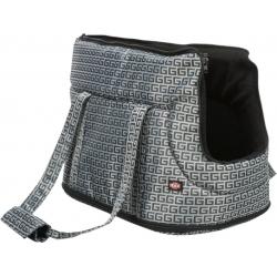 Cestovní taška pro psy RIVA šedá
