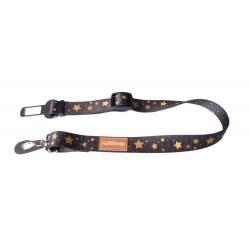 Bezpečnostní pás do auta pro psy LAUREN STARS