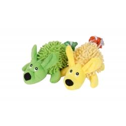 Plyšová hračka pro psy PEJSEK s lanem 25cm