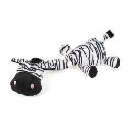 Plyšová hračka pro psy ZEBRA 45cm