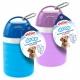 Cestovní láhev na vodu pro psy RECORD DROP 600ml fialová