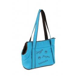 Cestovní taška pro psy DOGGIE modrá