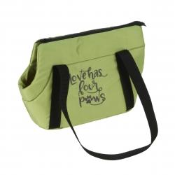 Cestovní taška pro psy COLOR zelená
