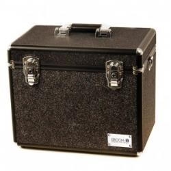 Kufr Groom-X černý kadeřnický