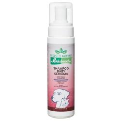 Bezoplachový pěnový šampon pro štěňata BALDECCHI BABY FOAM 200ml