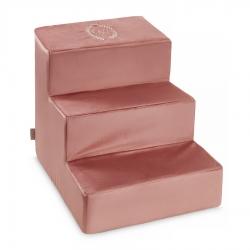 Schody pro psy BAHAMAS PINK XL růžové