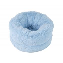 Pelíšek pro psy NATALIE modrá