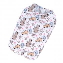 Tričko pro psy DOG