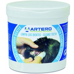 Ubrousky na čištění zubů pro psy a kočky ARTERO TEETH CLEANING WIPES 50ks