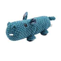 Hračka pro psy RECORD HIPPO hroch 23cm