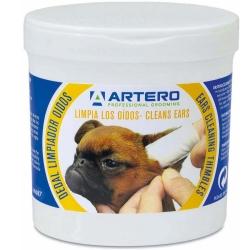 Ubrousky na čištění uší pro psy a kočky ARTERO EARS CLEANING 50ks