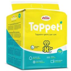 Hygienické podložky pro psy RECORD TAPPETI 60x90cm (50ks)