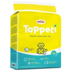 Hygienické podložky pro psy RECORD TAPPETI 60x90cm (10ks)