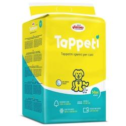 Hygienické podložky pro psy RECORD TAPPETI 60x60cm (50ks)