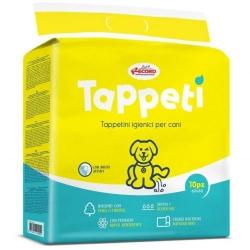 Hygienické podložky pro psy RECORD TAPPETI 60x60cm (10ks)