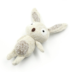 Hračka pro psy COTTON RABBIT králíček 27cm