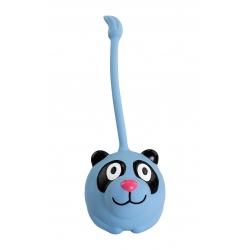 Hračka pro psy PANDA míček s vysokým ocáskem 8x20cm